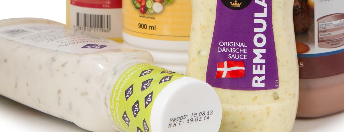 Komplex etikettering hos AAK Dalby